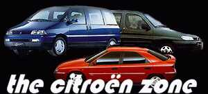 The Citroën Zone
