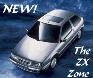 NEW! The ZX Zone